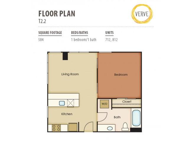 Floor Plan 19 | Verve