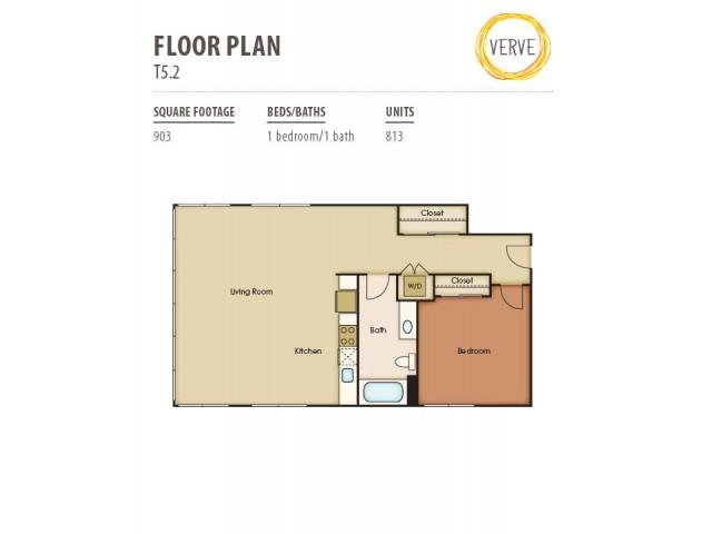 Floor Plan 41 | Verve