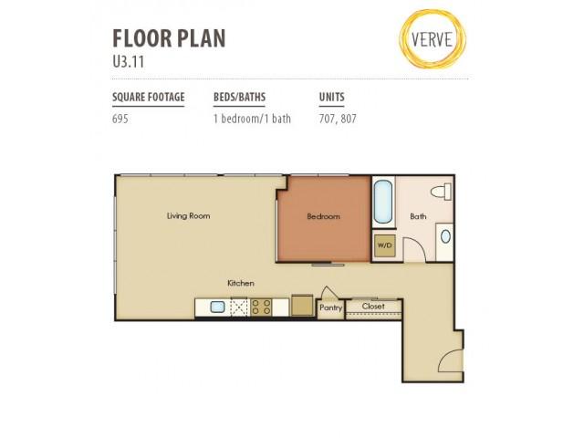 Floor Plan 42 | Verve