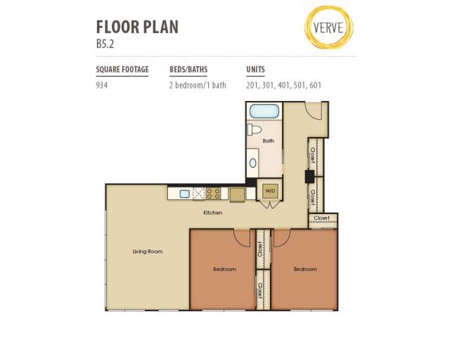 Floor Plan 47 | Verve