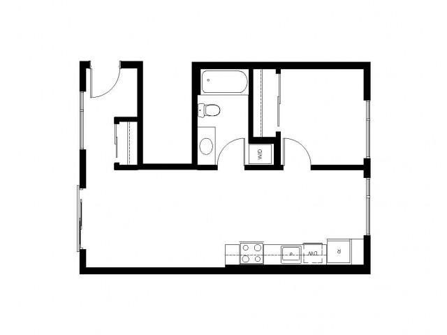 Floor Plan 22 | East Howe Steps
