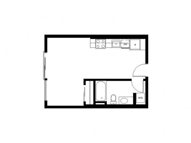Floor Plan 10 | East Howe Steps