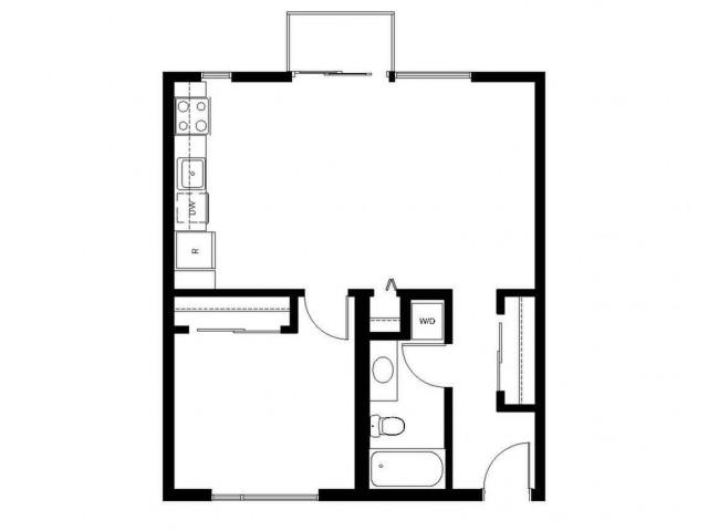 Floor Plan 25 | East Howe Steps