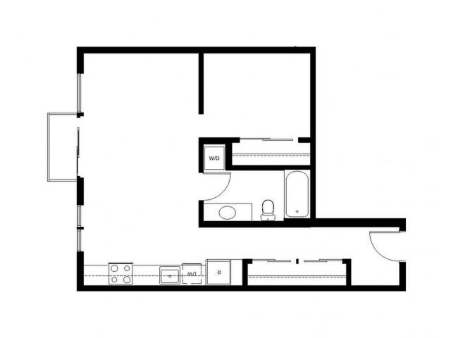 Floor Plan 20 | East Howe Steps