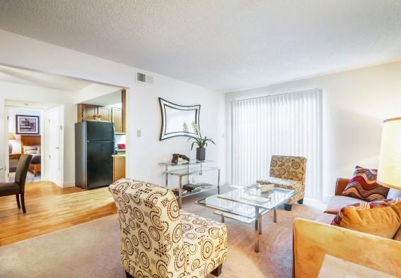 Unique Design | Apartments Albuquerque | Prairie Hills