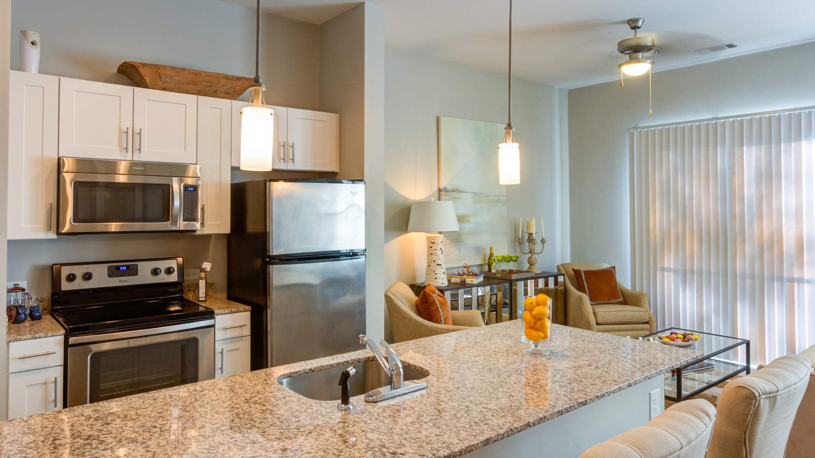 State-of-the-Art Kitchen | Mount Pleasant SC Apartments | Riviera at Seaside