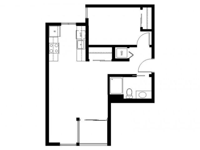 Floor Plan | East Howe Steps