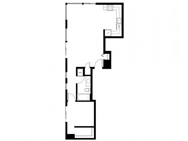 Floor Plan 16 | East Howe Steps