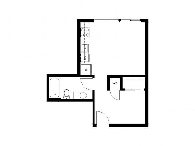 Floor Plan 12 | East Howe Steps