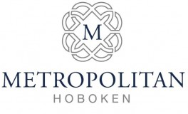 The Metropolitan Logo | Luxury Hoboken Apartments | The Metropolitan