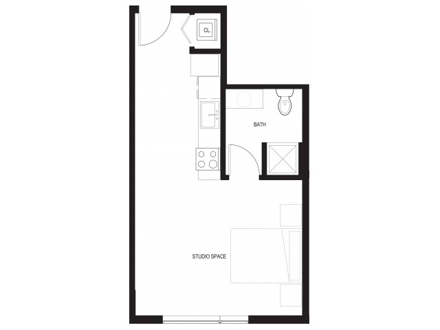 Floor Plan | Renton Apartments For Rent