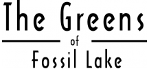 The Greens of Fossil Lake Logo | One Bedroom Apartments Fort Worth | The Greens of Fossil Lake