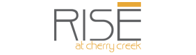 The Rise Logo | Studio Apartment In Denver | The Rise