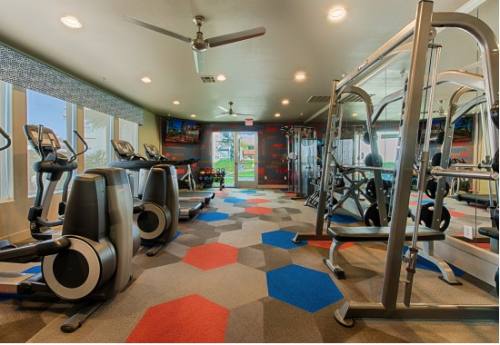 Fitness Center at Envision