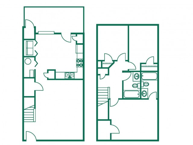 3x2 | 3 bed 2 bath | from 1309 square feet