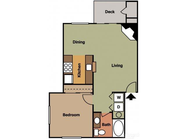 Olde Redmond Place Apartments