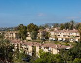 view from the Barcelona resort apartments in Aliso Viejo, CA