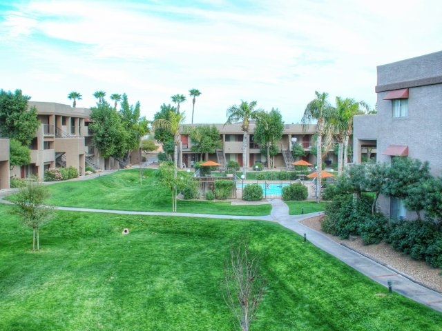 Glendale Az Apartment Rentals Eagle Crest Apartments