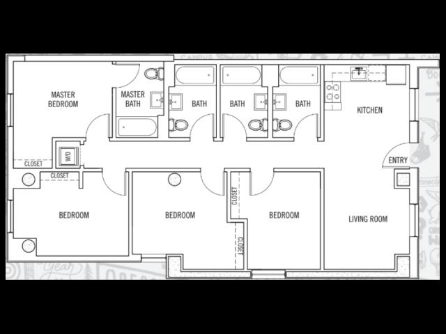 K14 Campus Flats