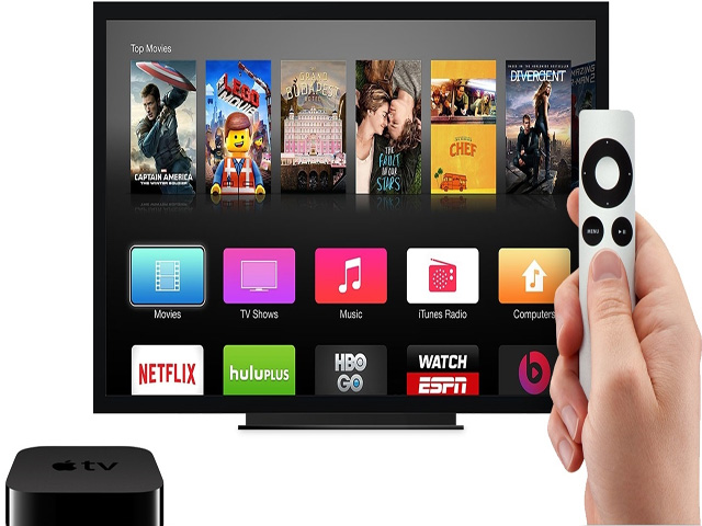 Image of Apple TV Available for Crescendo