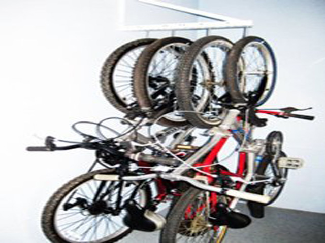 Image of Designated Bike Storage Area for Crescendo