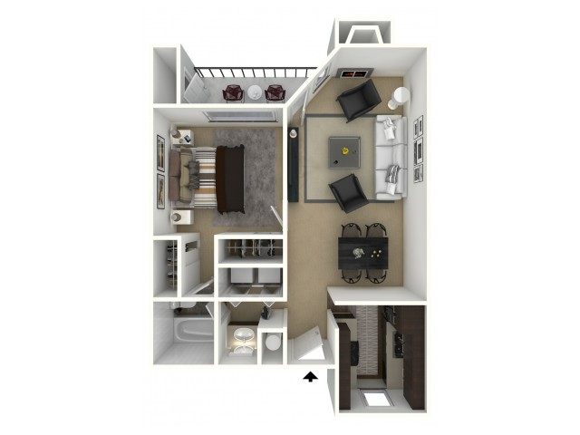 Castlewinds Apartments