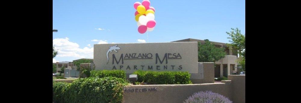 Manzano Mesa