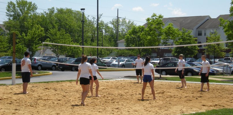 Apartments near University of Delaware | Beach Volleyball