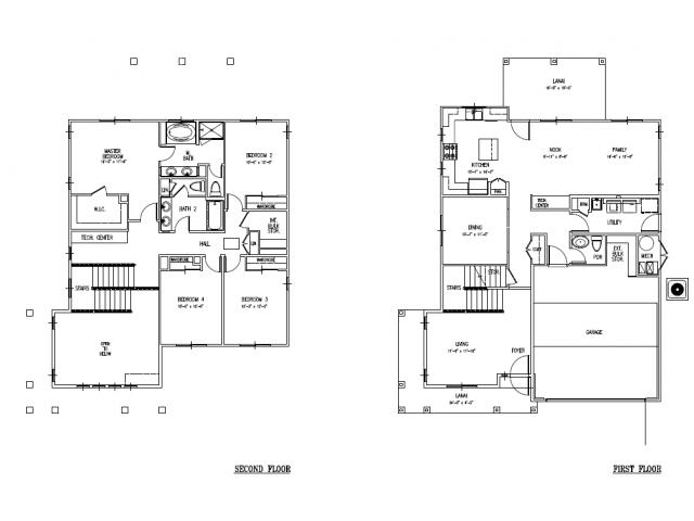 4-bedroom SO home on FTSH, Simpson Wisser, floor plan