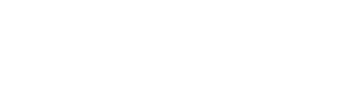 Fort Drum Mountain Community Homes