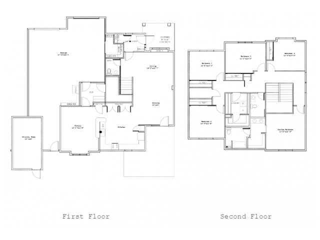fort wainwright on post housing floor plans