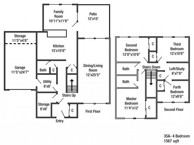 fort drum on post housing floor plans fort drum housing floor plans home design and style