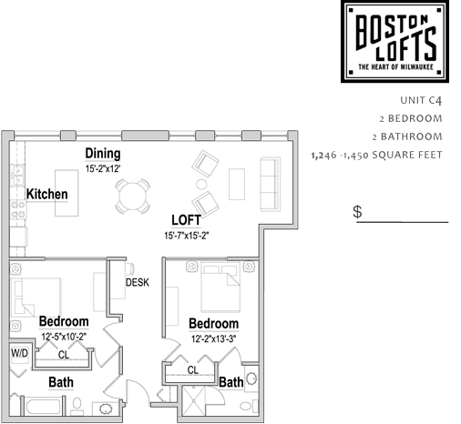 Boston Lofts Apartments