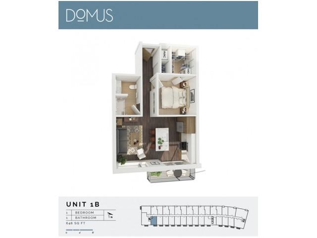 DoMUS Apartments