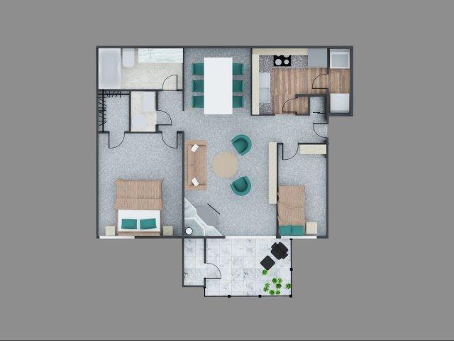 Runaway Bay Apartments