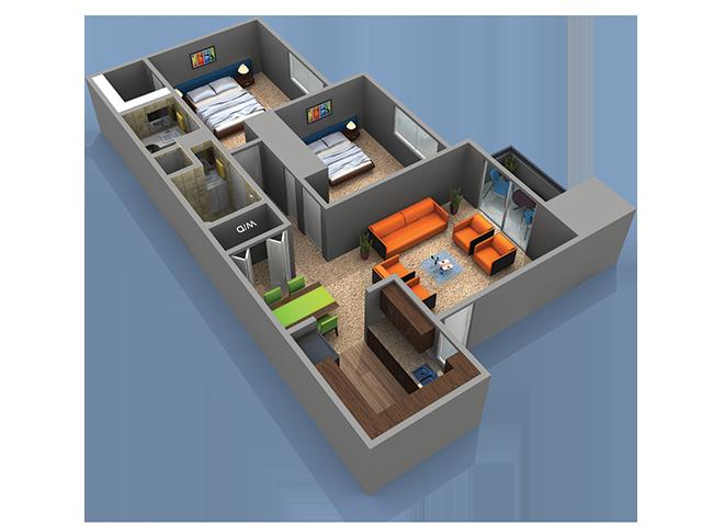 Montage Apartments