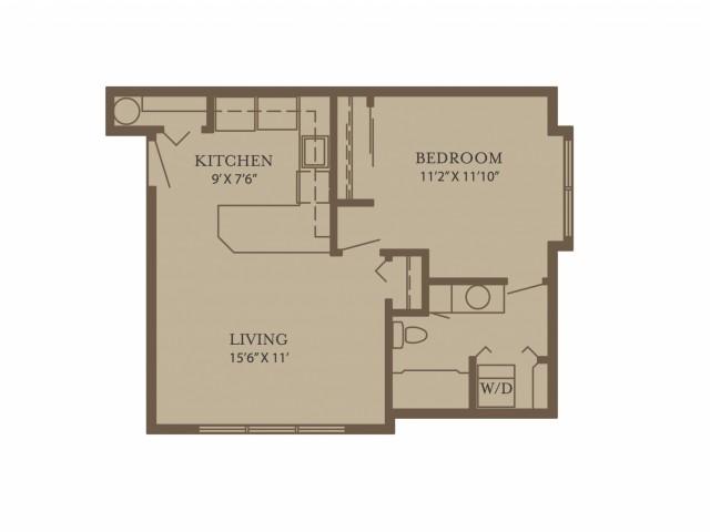 1/1 - Bronze - Second Floor Only