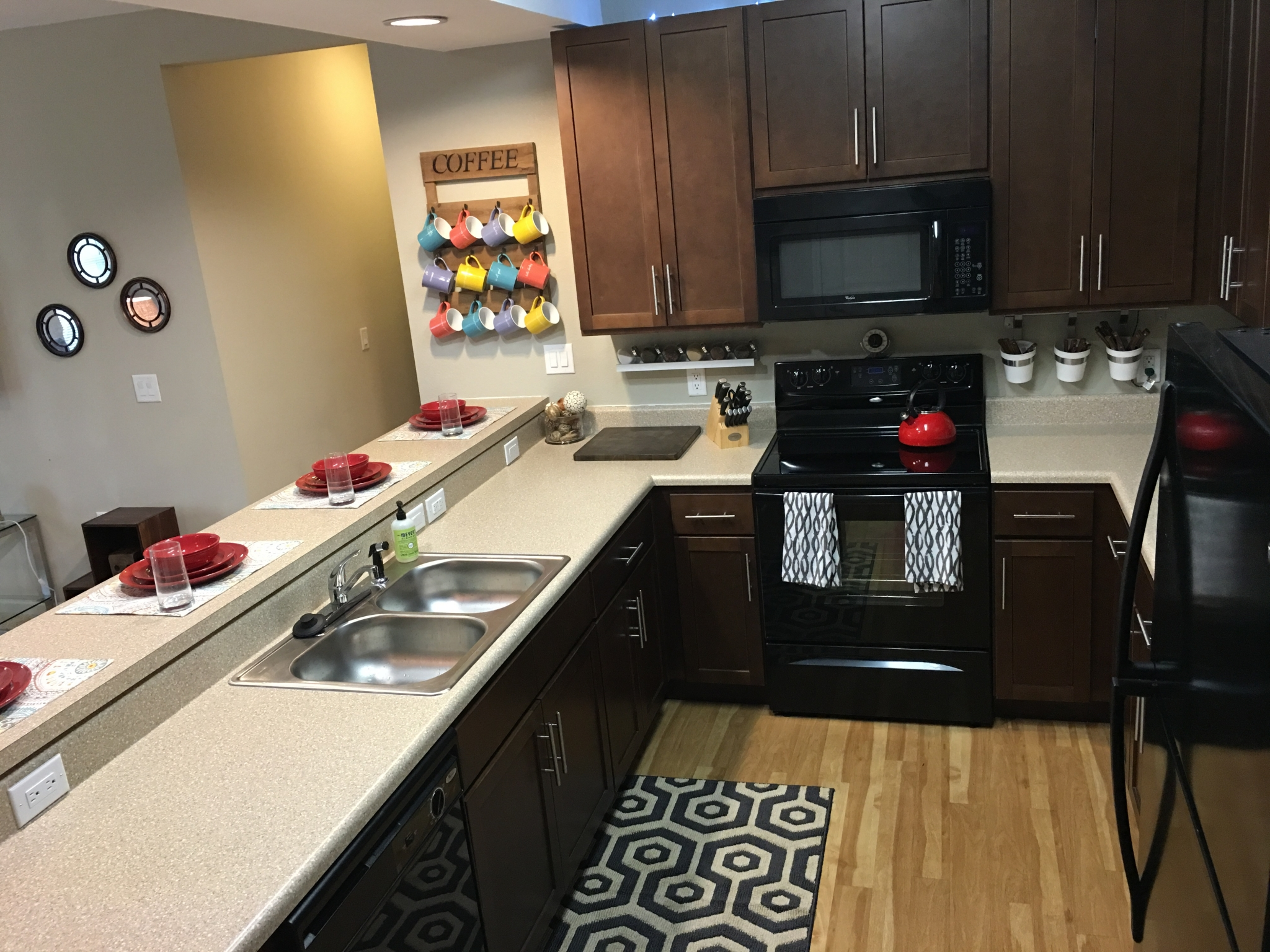 Kitchen Cabinets Mobile Al South Alabama Luxury Off Campus Student Apartments Campus