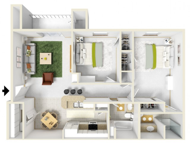 Tall Grass Apartments