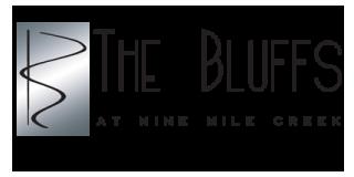 Bluffs at Niine Mile Logo