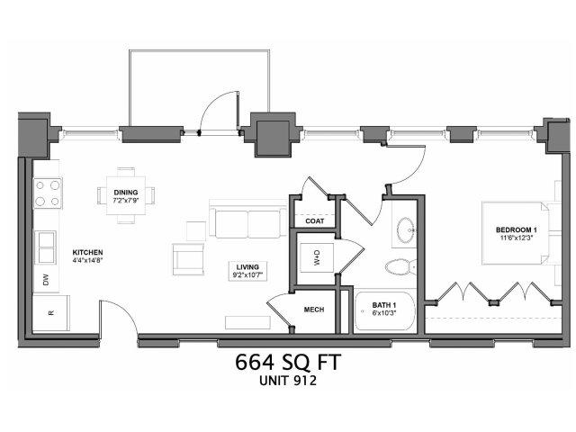 Arcade Apartments