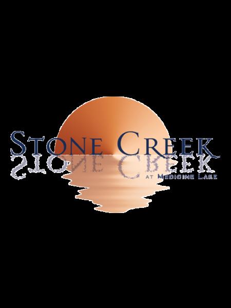 Stone Creek at Medicine Lake