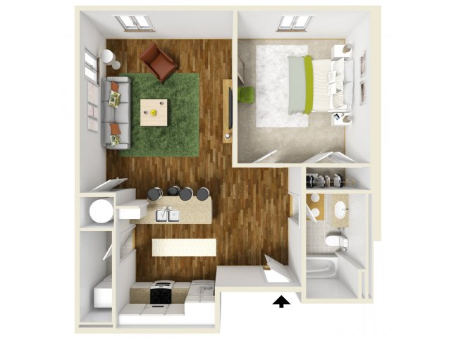 1 2 bed apartments bienville basin - 2 bedroom apartments new orleans ...