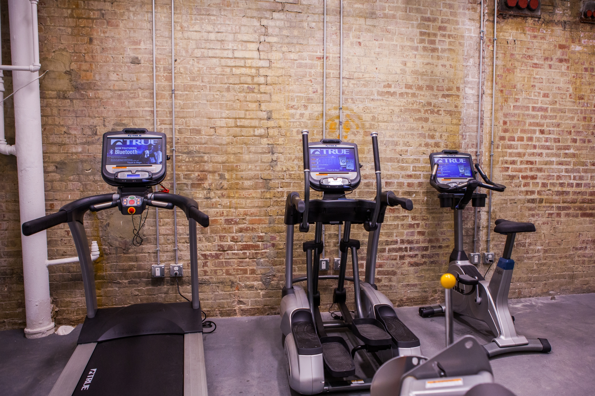 Fitness Center - DH Holmes
