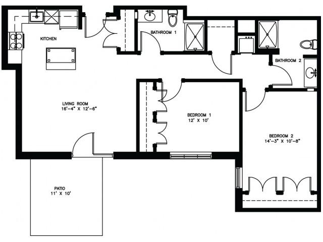 Apartment 114