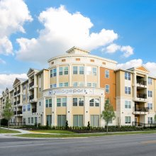 Village Park Apartments in Winter Park