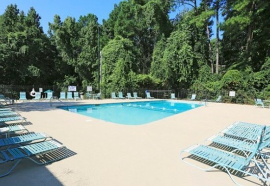 Resort Style Pool | Luxury Apartments In Columbia SC | Peachtree Place