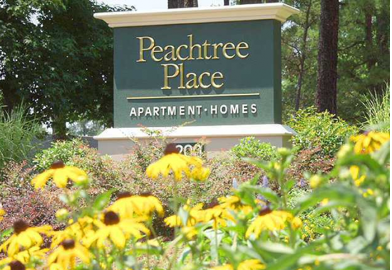 Luxury Apartments Columbia SC | Peachtree Place