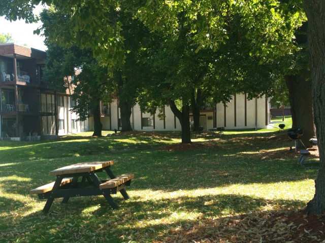 Image of Picnic areas with grills for Lancaster Village Apts