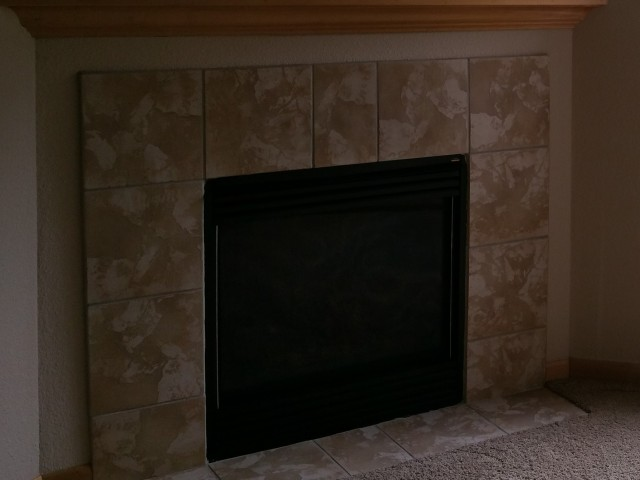 Image of Fireplace for Birch Lake Townhomes
